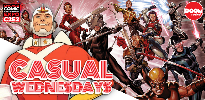 C2E2 2020 & 'Strange Adventures' #1 — CASUAL WEDNESDAYS