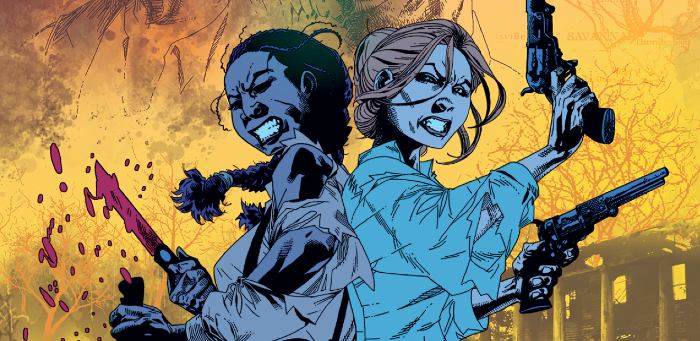 EXCLUSIVE: A thrilling series comes to a close as Anna & Hattie set out to 'Kill Whitey Donovan'