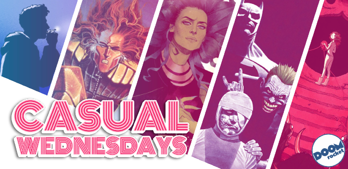 Ultimate Top 5 Comics for Shut-Ins — CASUAL WEDNESDAYS