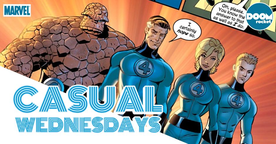 Waid & Wieringo's freaking great 'Fantastic Four' #60 — CASUAL WEDNESDAYS