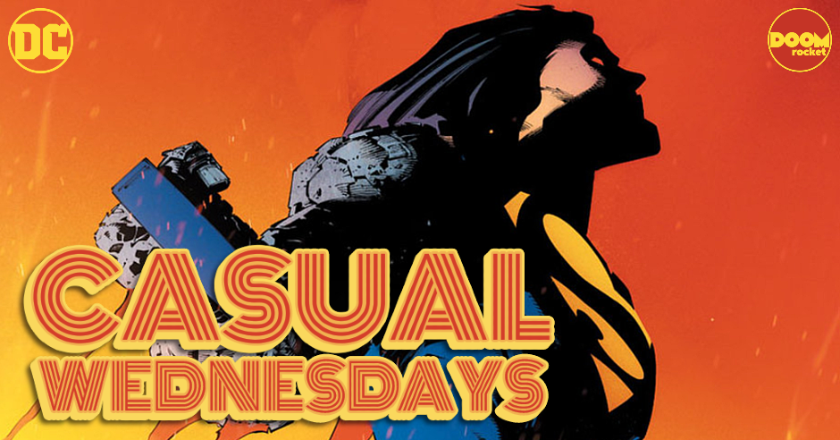August 2020 Comic Solicts at Last — CASUAL WEDNESDAYS