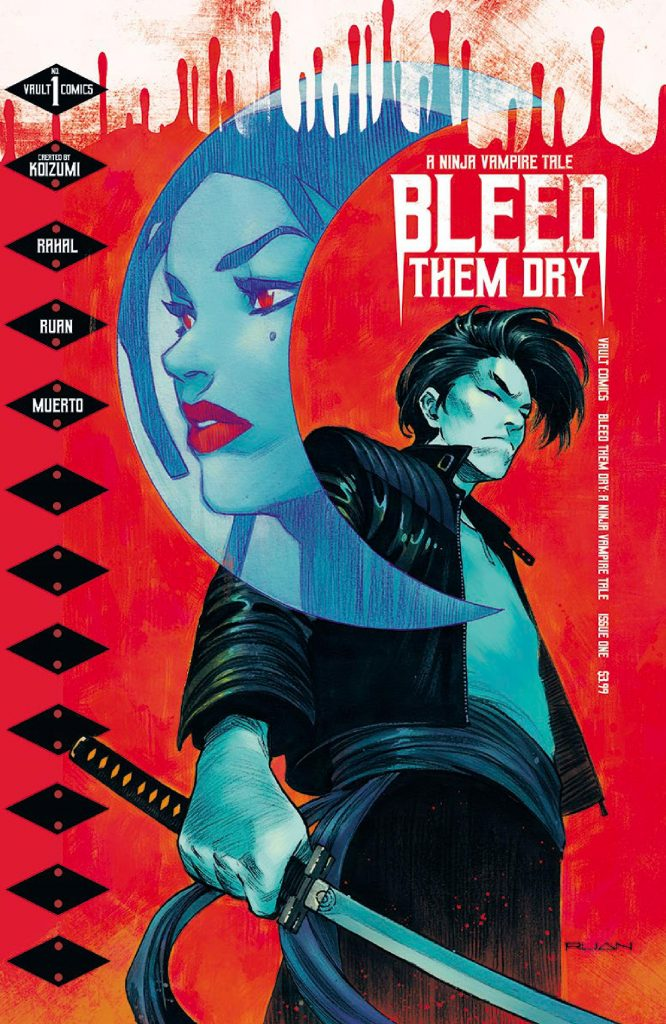 10 things concerning Eliot Rahal and 'Bleed Them Dry'
