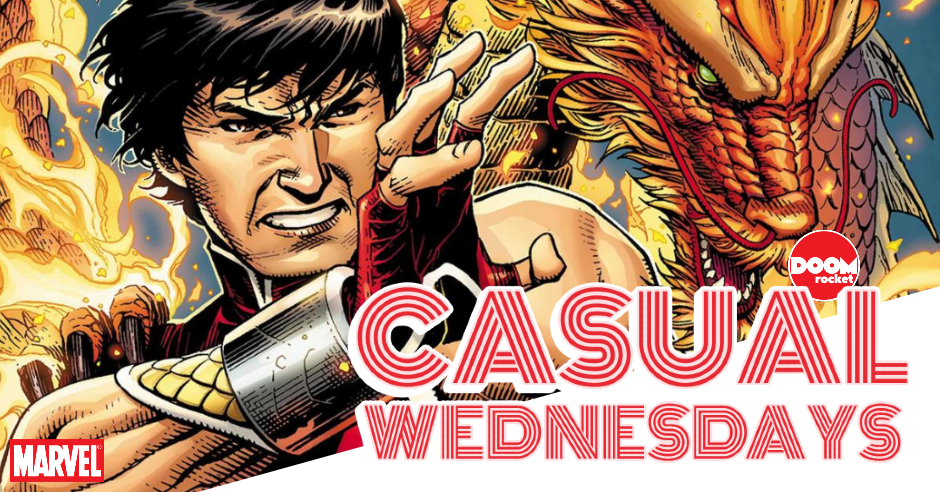 Stunning September 2020 Solicits — CASUAL WEDNESDAYS