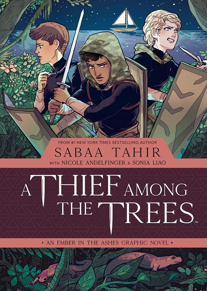 Required Reading: 'A Thief Among the Trees'