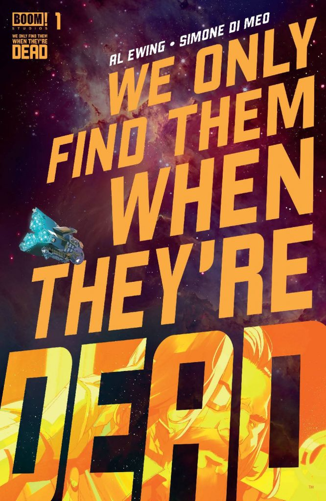 'We Only Find Them When They're Dead' #1: The DoomRocket Review