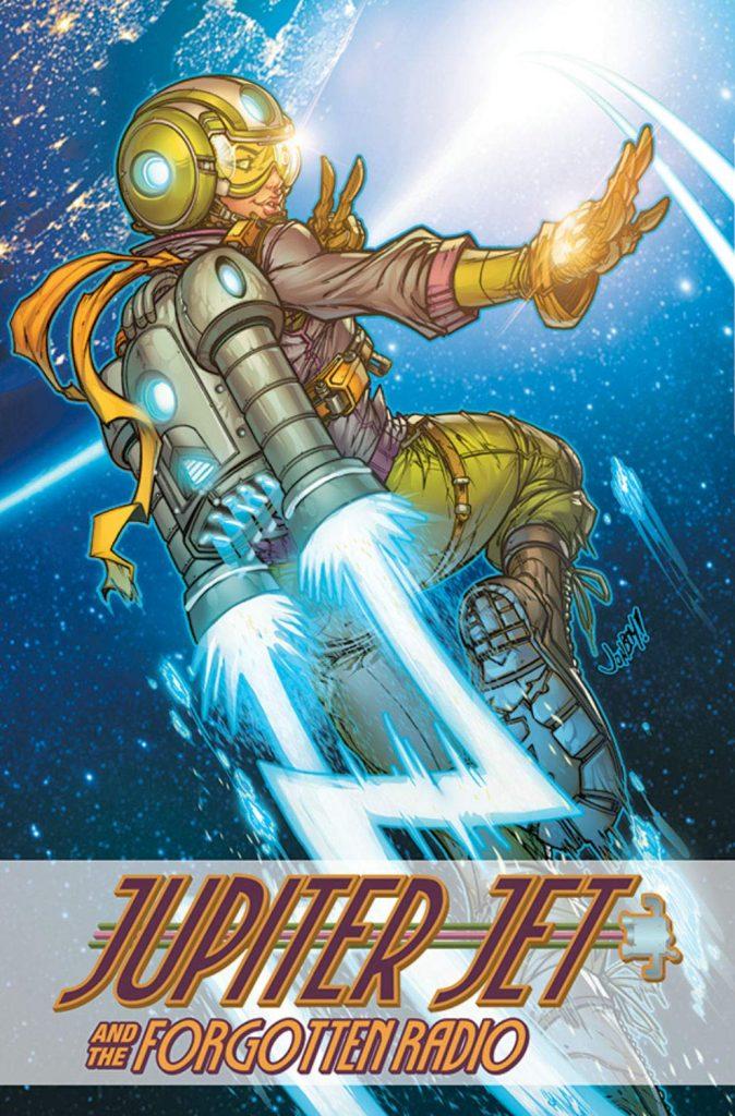 10 things concerning Ashley V. Robinson, Jason Inman & 'Jupiter Jet and the Forgotten Radio'