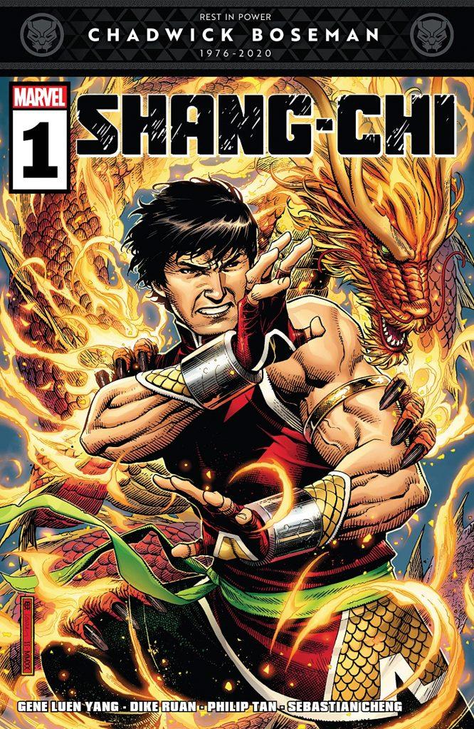 'Shang-Chi' #1 (of 5): The DoomRocket Review
