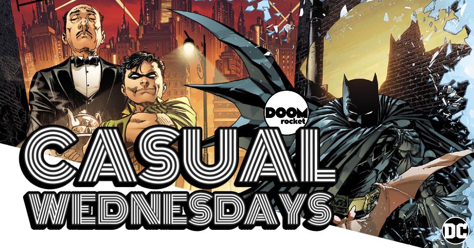 'Detective Comics' #1027 Overload — CASUAL WEDNESDAYS