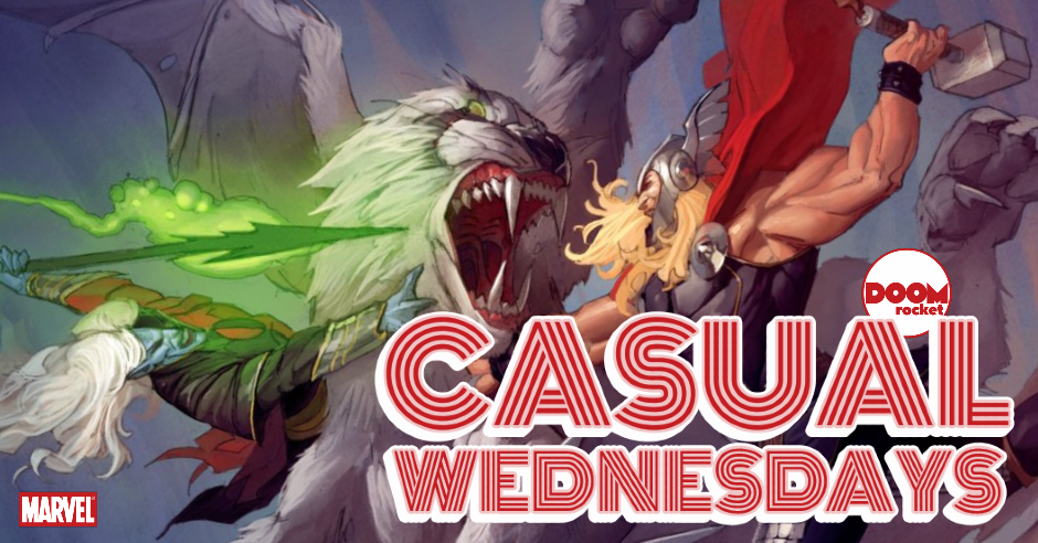 'The Accursed' [The Jason Aaron 'Thor' Run, Part 2] — CASUAL WEDNESDAYS