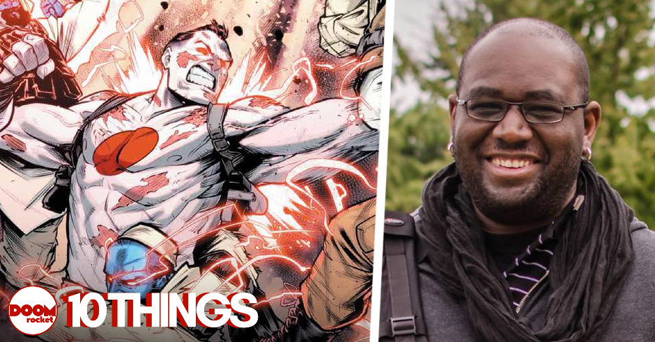 10 things concerning the Valiant career of Andrew Dalhouse