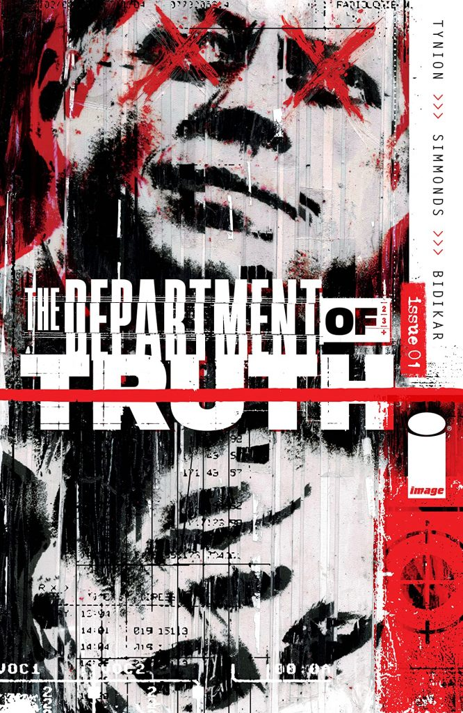 'Department of Truth' #1: The DoomRocket Review