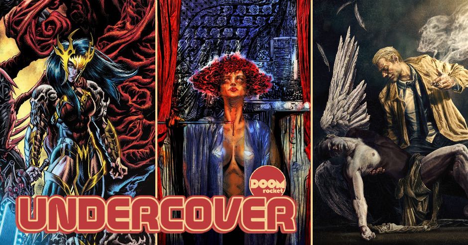 September's best covers rightfully set an eldritch, macabre tone