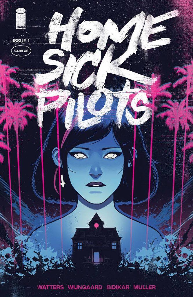 'Home Sick Pilots' #1: The DoomRocket Review