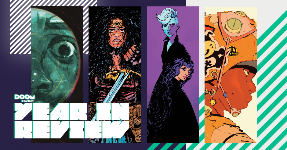 These are the best comics of the year
