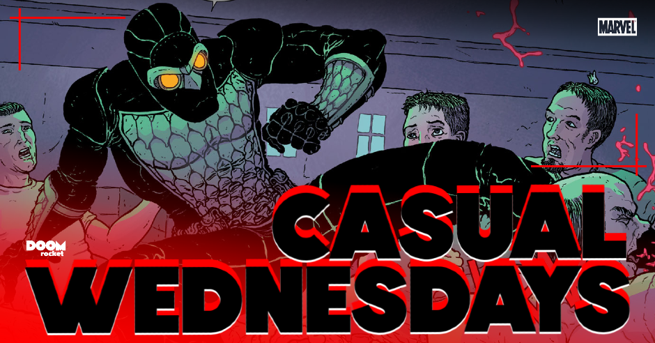 'Nighthawk': Serious, Timely Comics — CASUAL WEDNESDAYS