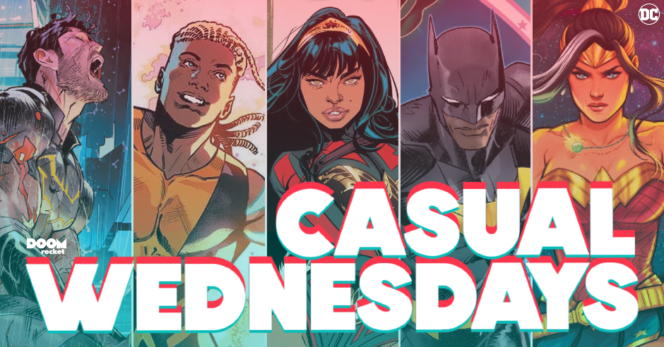 'Future State' Report Card — CASUAL WEDNESDAYS