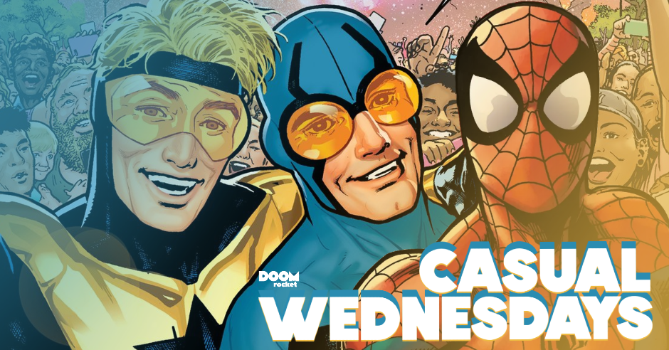 Jazzy July 2021 Solicits — CASUAL WEDNESDAYS