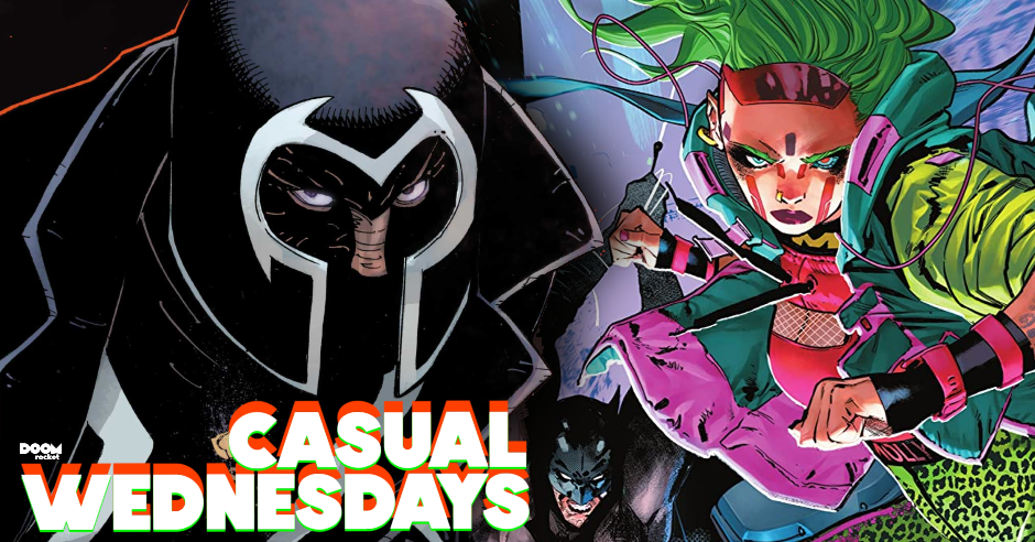 """""""Miracle Molly"""" Makes Money & Marvel's 'Trial of Magneto' — CASUAL WEDNESDAYS"""