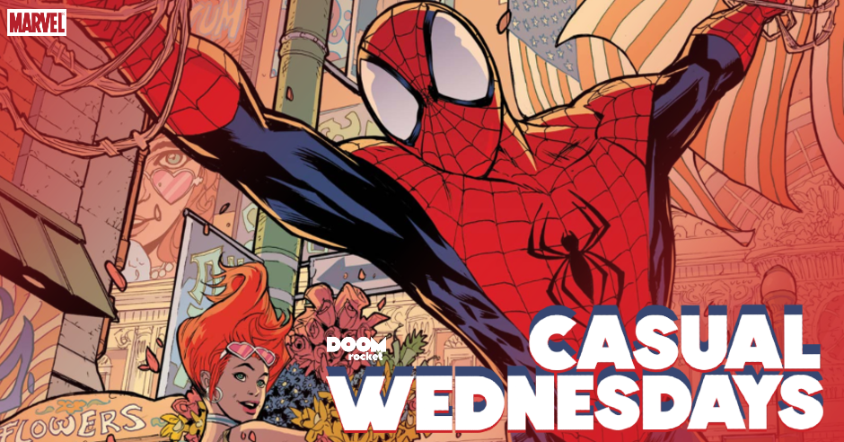 The Future of 'Amazing Spider-Man' — CASUAL WEDNESDAYS