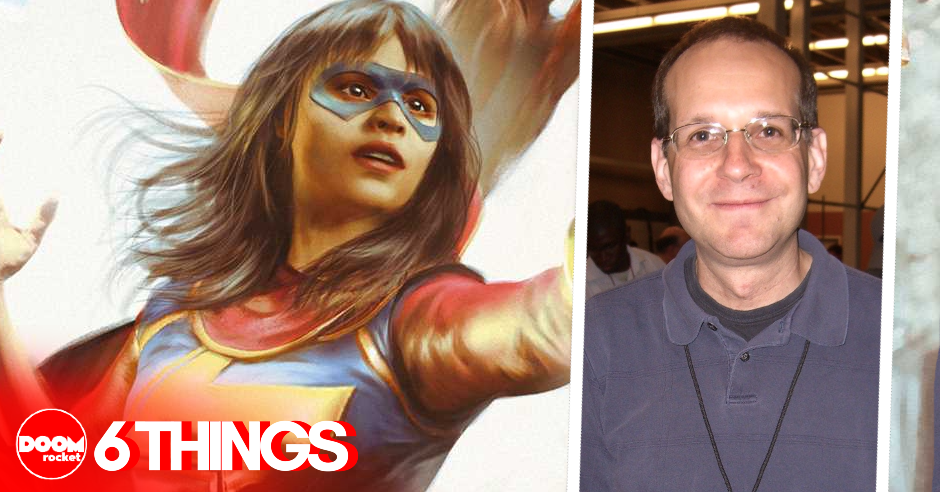 6 things concerning Stuart Moore and 'Target: Kree — A Marvel: Crisis Protocol Novel'
