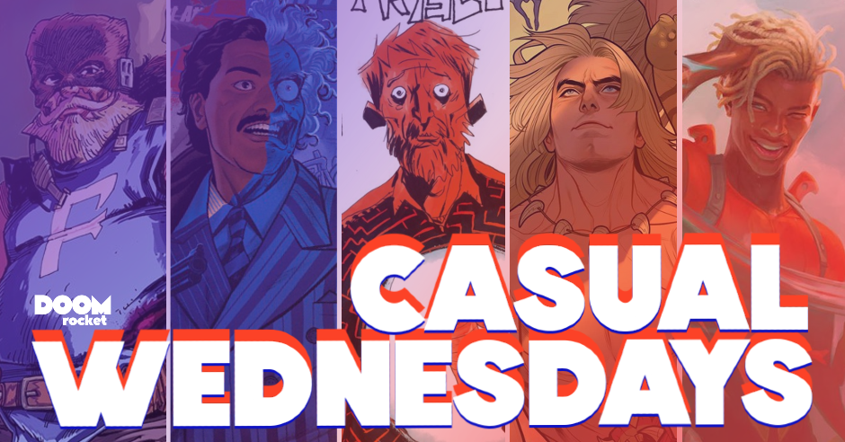 September 2021 Solicits At Last — CASUAL WEDNESDAYS