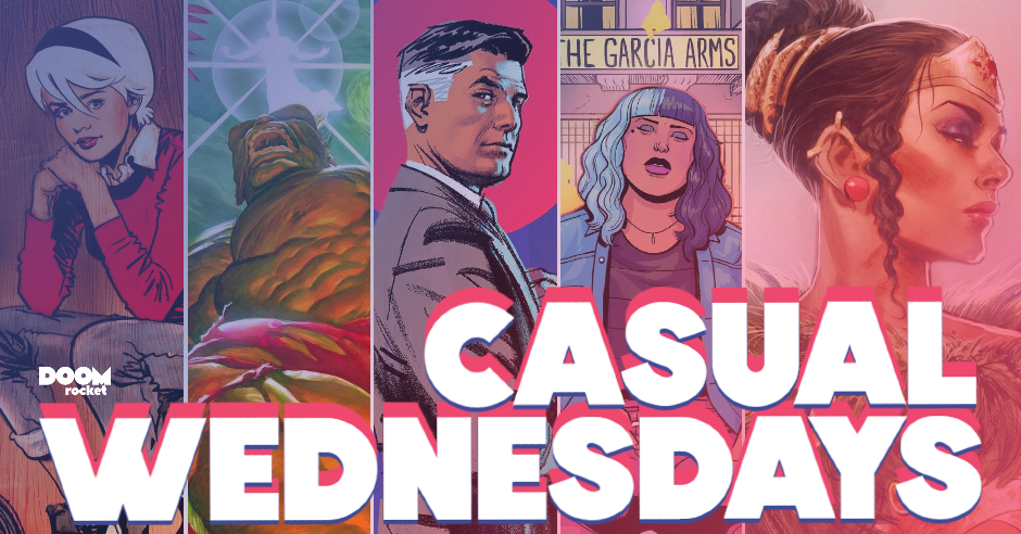 Ominously Opulent October 2021 Solicits — CASUAL WEDNESDAYS